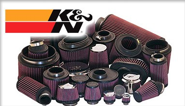 K&N Filters Air Cotton Filters